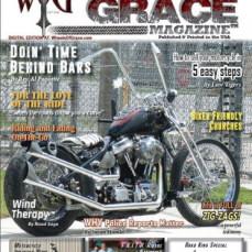 Nick-named ZigZag, Owner ZigZags AMERICAN MotorCycle - Stephen Moore
