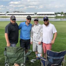 Randy and his boys ❤️ - Nicole Boomer