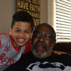 We miss and love you Opa!  - Michelle Wilson