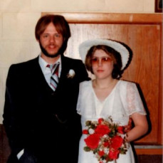 our wedding day - Robert Clifford