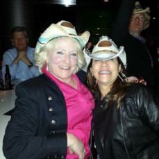 We will miss you Lynnie Bug - Mary Lieser
