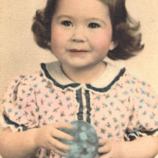 These are just some of the photos the family pulled of Joyce growing up with her sister Marcia, her married  years with her husband Bob, times with her family, grandkids, friends etc. - Marianne Brown