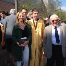 Gabe's High School graduation - Tracy Askam
