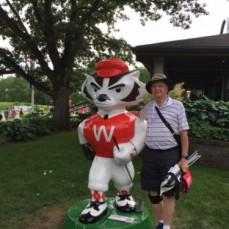 AM FAM golf tournament - Diane Marty