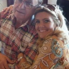 My forever best friend, dad, teacher, mentor and the best man I will ever know until I draw my last breathe.   I love you dad!   - Shanna Hendrick