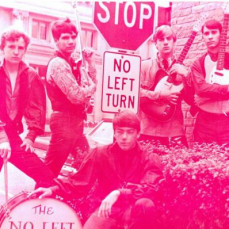Jim was organist for the No Left Turns, a garage band from Beloit Wi in 1967-68. We played many teen dances in the Stateline area. That's him in front. - Joe Accardi