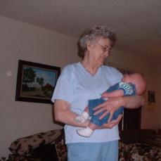 Grandma through the years - Michelle Goehring