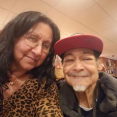 My Brother, Mike and I - Dolores Manriquez