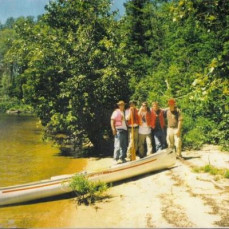 Canoe Trip with Jesse in Canada! - Rick Riley