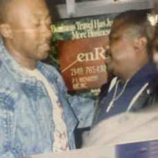 I miss you big brother. I'm so happy you became saved and born again and are now with our Lord Jesus Christ - Deatrice