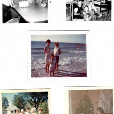 Here are some special photos from mom's life starting when she was a young girl in Holland, her marriage to dad, their children, grandchildren . I have also included Ellie Jean-my granddaughter.  - Peggy Rop