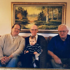 Joe really valued spending time with family - Kathy Parks