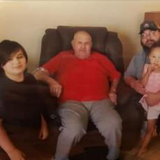 We miss you grandpa! - Megan Turner
