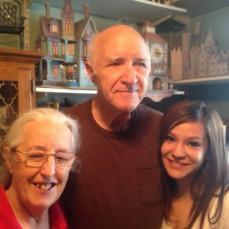 We love and miss you Grandpa!  - Alicia