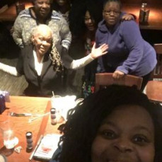 The Monday night Fellowship will never be the same you are going to be greatly missed we will never forget what you instilled in us we have tons of memories and we are grateful for them - Michelle Cash