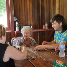Family reunions - Vanessa abrams