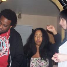 Ashley, Wayne Lewis, and Neesie - John Lewis