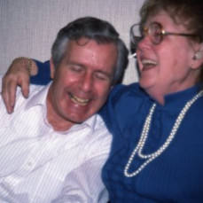 Having a grand time with Aunt Catharine, sharing a story or just a laugh. Love to all family, Sandy - Sandy Jackson