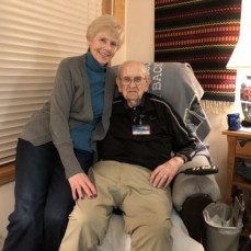 We Love you, Dad & Grandpa! - Marcia K Mahlman