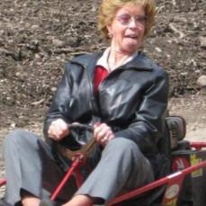 Mom - Becky Loughridge