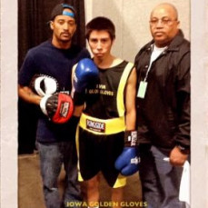 On behalf of the Muscatine Boxing Club Condolences to the family , Skyler was an amazing Kid with a positive attitude who always brought high energy to the gym and in life.. Fly high little brother! 2013 Iowa Golden Glove Champion and National competitor.. I thank you for the many memories Champ! - Lance Williams