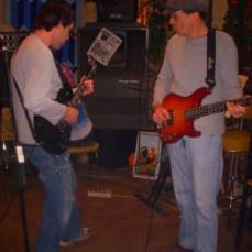 Jamming in 2010 - Jeffrey Bovee