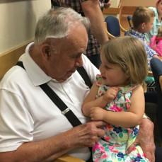 My great grandpa! - Norah