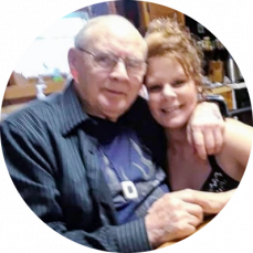 Me & Dad  - Barbara McCastle