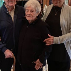 These three angels are laughing together again. Heaven will never be the same! Love you, Aunt Joanie. ❤️ - Jenny O'Donnell