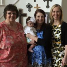 4 generations  - Amber Halsell