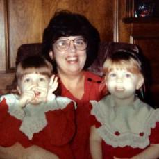 I think this is Gloria with Lauren and Lindsey. - Robert WorkmanBob Workman
