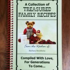Barbara Strohbehn's Recipe Book - Shawn Strohbehn