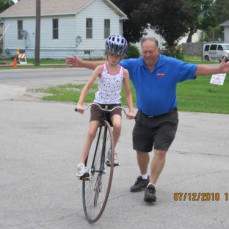 Thanks for the memories Charlie!  A life that touched so many people.   Many hugs to the Harper family and the extended Harper family cycling community around Iowa and elsewhere.  Chris and Sherry Hayes family - sherry a hayes
