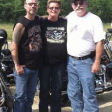 Cousins ride - Larry A Latimer
