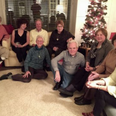 Most of these God Squad gatherings, the best of friends we've been!!! - Maureen Christian