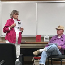 Darlene and her husband Bill generously offered programs about the town of Cordova in past years at the Red Rock Visitor Center.   Our visitors and I enjoyed hearing their many stories and other memories!  She will be missed!  - Tracy Spry