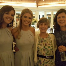 Mary Rose at Laura's Wedding - 2018 - Kathleen A Brazil