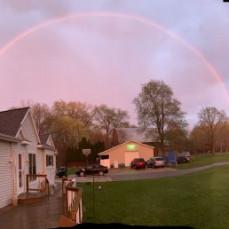 Heavenly Rainbows  - Denise Suttorp