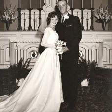 Married June 5, 1965 - Samantha Johnson