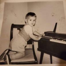 My brother - Susan (Klug) LaBeau
