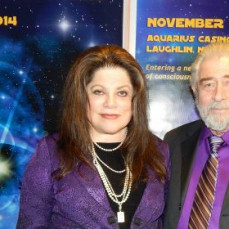 Karen and Robert, eternal soul mates <3  - Carolyn Oakley