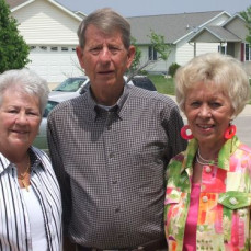 Bill, Shirly, and Donna - Mike Jones