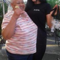 My Momma, My favorite girl - Corinne N Colon