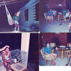 This was Vega Alta, El Yunque and Isla Verde  80's and 90's.  - Papo Jacobs