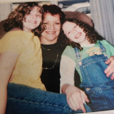 We will all miss you Mom-Mom  - Samantha Taylor