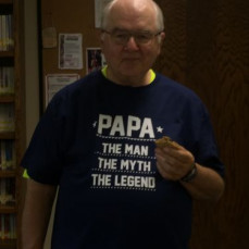 The legend - Pat burns
