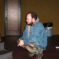 Alan at the Clinton Street Theater  - Aleah Green